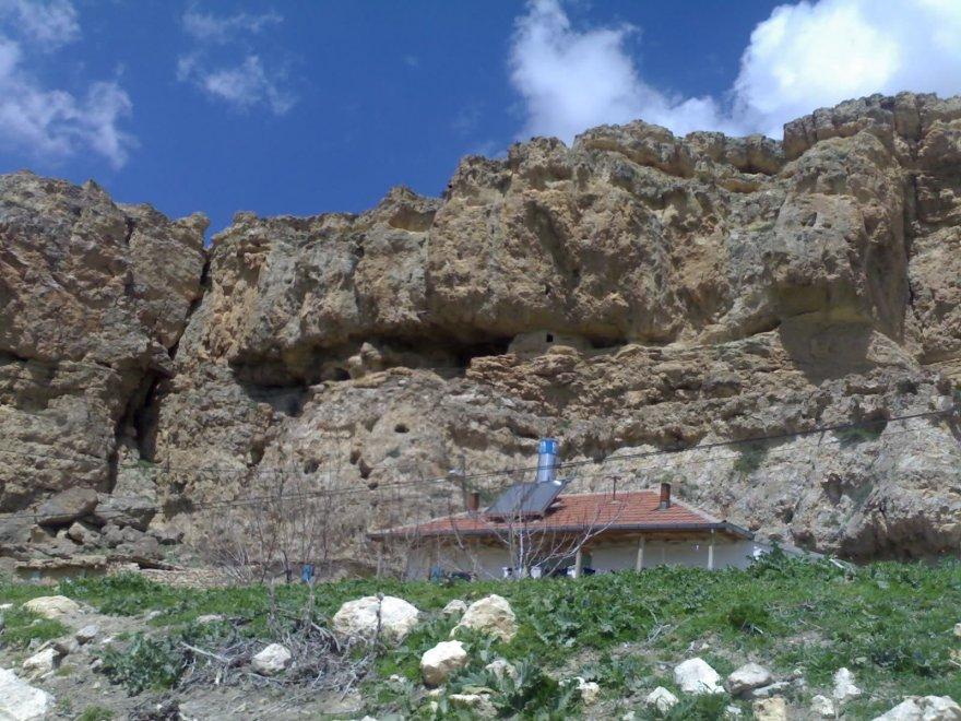 obruk peynirinin yapıldığı mağaralar